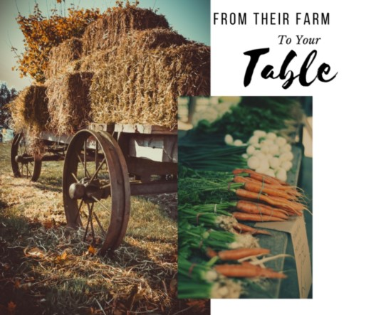 From Their Farm to Your Table, Whidbey Island