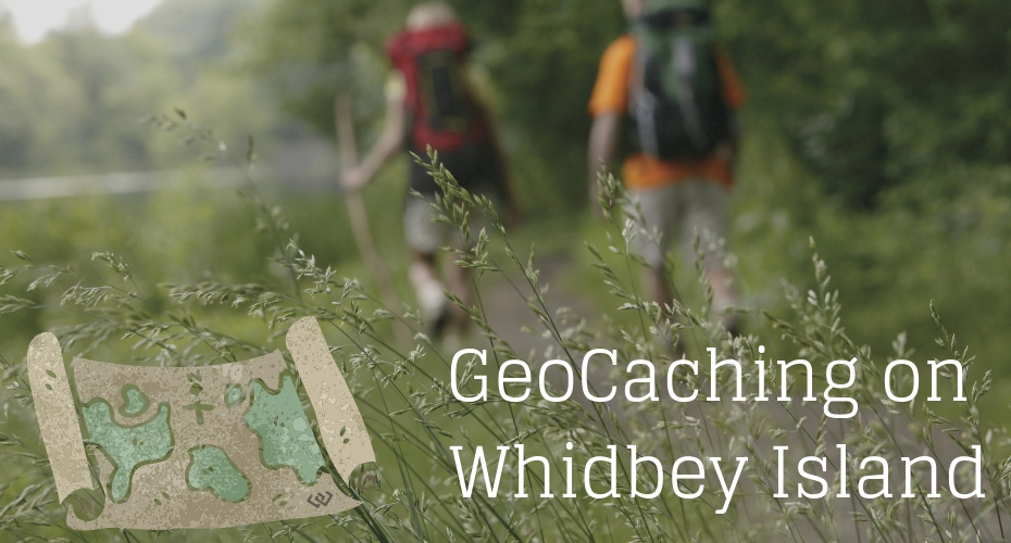 Geocaching, Whidbey Island, Washington, Oak Harbor, Coupeville, Freeland, Langley, Things to do on whidbey, activities